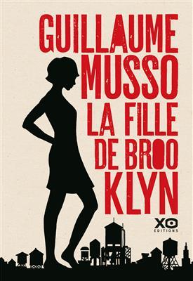 خرید کتاب فرانسه La fille de Brooklyn