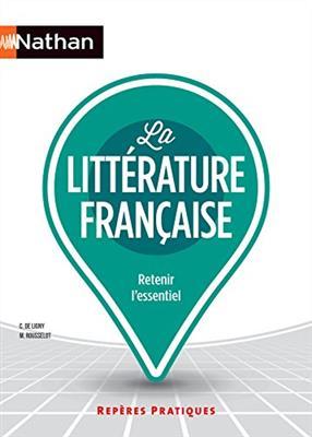 خرید کتاب فرانسه La litterature francaise