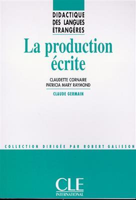 خرید کتاب فرانسه La production ecrite