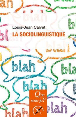 خرید کتاب فرانسه La sociolinguistique