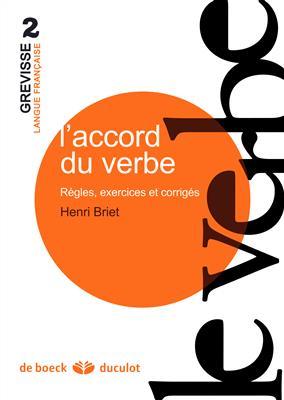 خرید کتاب فرانسه L'accord du verbe Règles