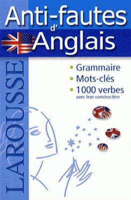 خرید کتاب فرانسه Larousse Anti-fautes d'Anglais