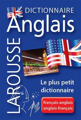 خرید کتاب فرانسه Larousse Micro Anglais Le plus petit dictionnaire d'anglais