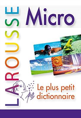 خرید کتاب فرانسه Larousse Micro Le plus petit dictionnaire