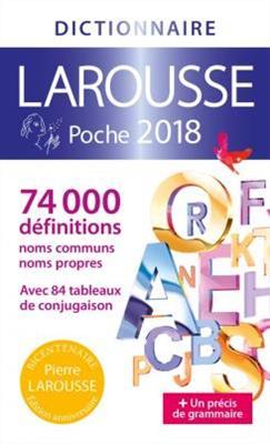 خرید کتاب فرانسه Larousse de poche 2018