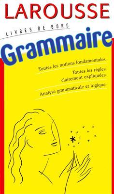 خرید کتاب فرانسه Larousse grammaire