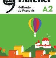 خرید کتاب فرانسه L'atelier niv .A2 + cahier + DVD