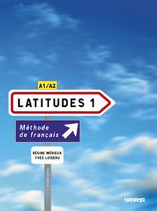 خرید کتاب فرانسه Latitudes 1 niv.1 + Cahier + CD