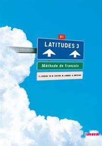 خرید کتاب فرانسه Latitudes 3 niv.3 + Cahier + CD