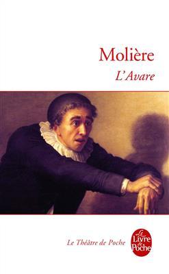 خرید کتاب فرانسه L'avare