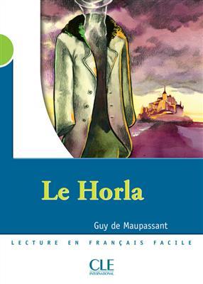 خرید کتاب فرانسه Le Horla - Niveau 2