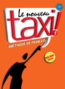 خرید کتاب فرانسه Le Nouveau Taxi ! 1 + Cahier + DVD-ROM