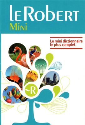 خرید کتاب فرانسه Le Robert Mini