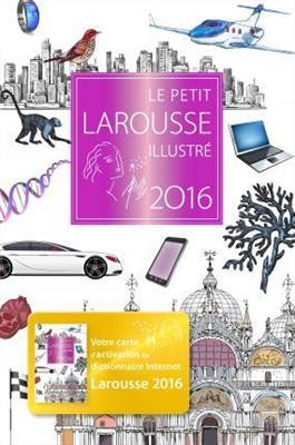 خرید کتاب فرانسه Le petit Larousse illustre 2016
