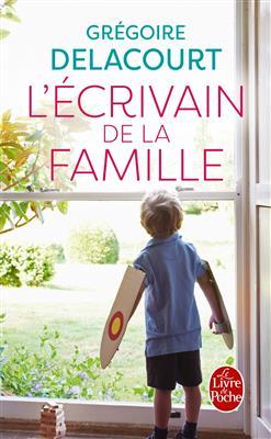 خرید کتاب فرانسه L'ecrivain de la famille