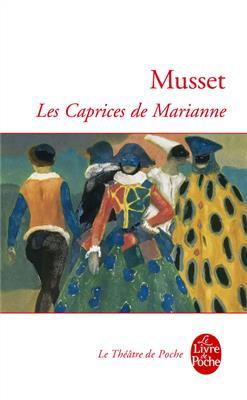 خرید کتاب فرانسه Les Caprices de Marianne