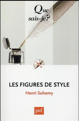 خرید کتاب فرانسه Les Figures de style