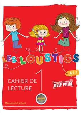 خرید کتاب فرانسه Les Loustics 1 Cahier de Lecture