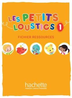 خرید کتاب فرانسه Les Petits Loustics 1 - Fichiers Ressources