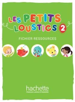 خرید کتاب فرانسه Les Petits Loustics 2 - Fichiers Ressources