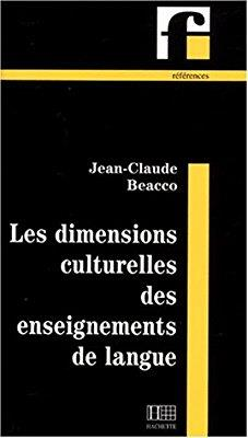 خرید کتاب فرانسه Les dimensions culturelles des enseignements de langue