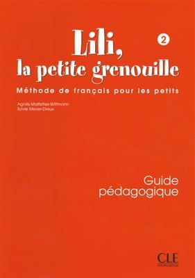 خرید کتاب فرانسه Lili