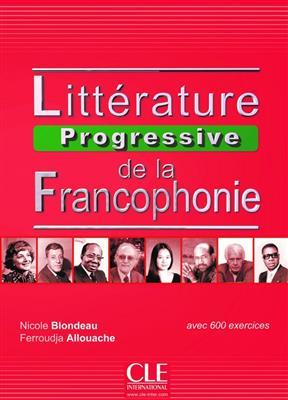خرید کتاب فرانسه Litterature progressive de la francophonie - intermediaire