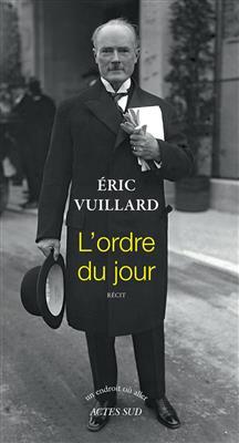 خرید کتاب فرانسه L'ordre du jour