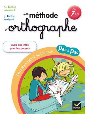خرید کتاب فرانسه Ma methode d'orthographe