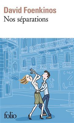 خرید کتاب فرانسه Nos separations