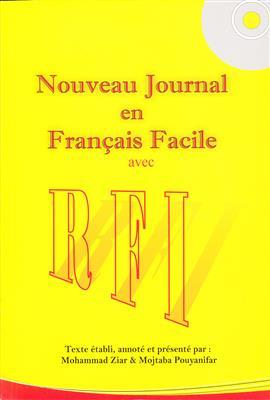 خرید کتاب فرانسه Nouveau Journal en Francais Facile - RFI