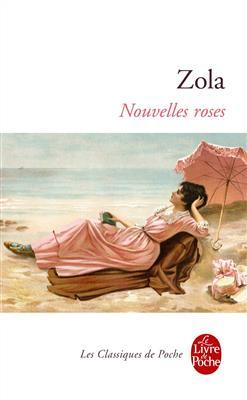 خرید کتاب فرانسه Nouvelles Roses
