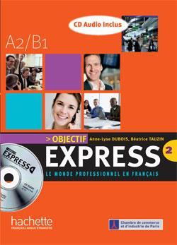 خرید کتاب فرانسه Objectif express 2