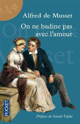 خرید کتاب فرانسه On ne badine pas avec l'amour