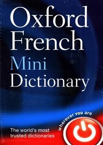 خرید کتاب فرانسه Oxford French Mini Dictionary