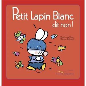 خرید کتاب فرانسه Petit Lapin Blanc dit non