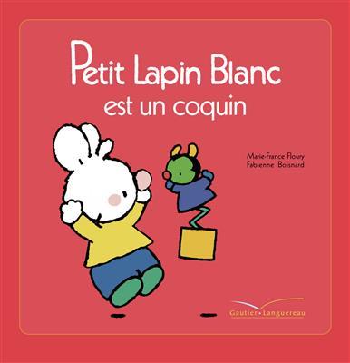 خرید کتاب فرانسه Petit Lapin Blanc est un coquin