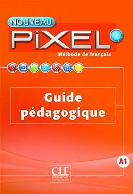 خرید کتاب فرانسه Pixel 1 - guide pedagogique