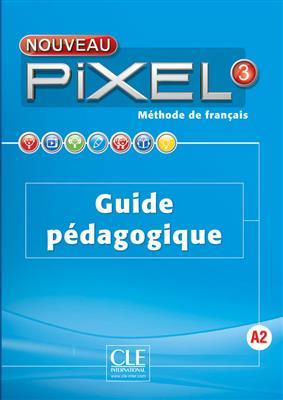 خرید کتاب فرانسه Pixel 3 - guide pedagogique