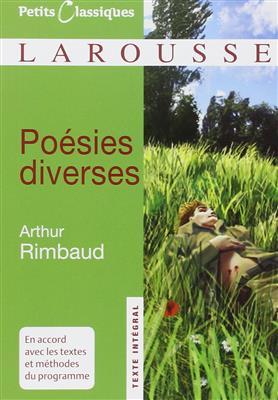خرید کتاب فرانسه Poesies Diverses d'Arthur Rimbaud