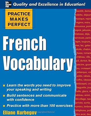 خرید کتاب فرانسه Practice Make Perfect: French Vocabulary