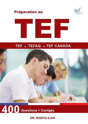 خرید کتاب فرانسه Préparation au TEF (Test d'Évaluation de Français)