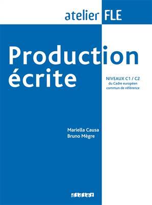 خرید کتاب فرانسه Production ecrite c1-c2