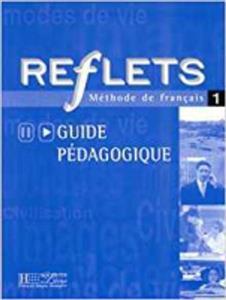 خرید کتاب فرانسه Reflets: Guide Pedagogique 1