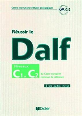 خرید کتاب فرانسه Reussir le Dalf c1.c2 + CD