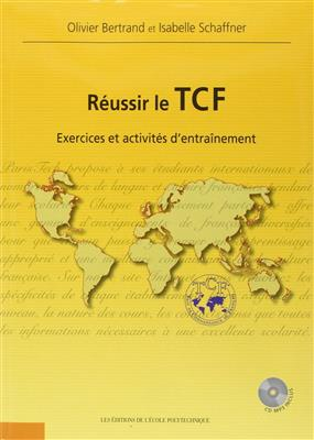 خرید کتاب فرانسه Reussir le TCF