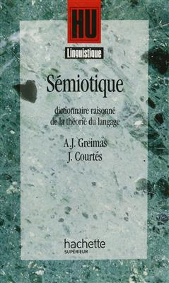 خرید کتاب فرانسه Semiotique