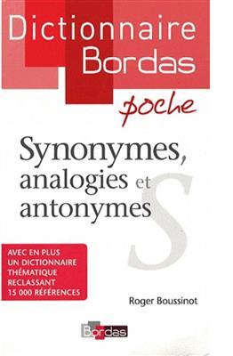 خرید کتاب فرانسه Synonymes analogies et antonymes
