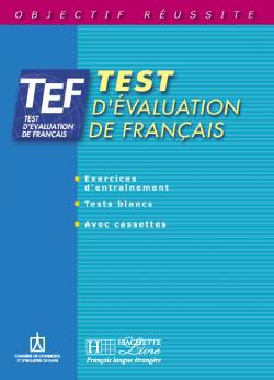 خرید کتاب فرانسه TEF - Livre d'entrainement