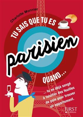 خرید کتاب فرانسه TU SAIS QUE TU ES PARISIEN QUAND...